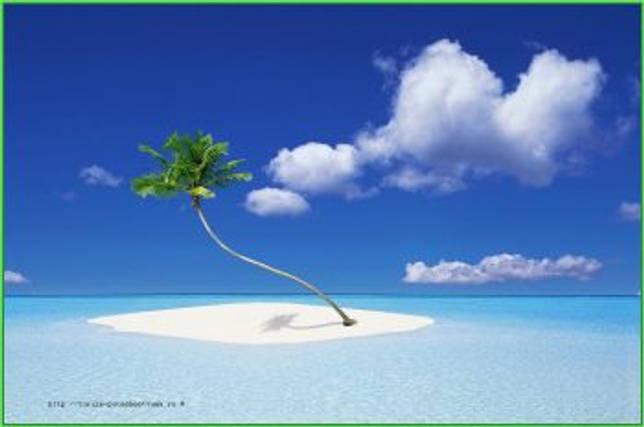 Индийский океан около Мальдив