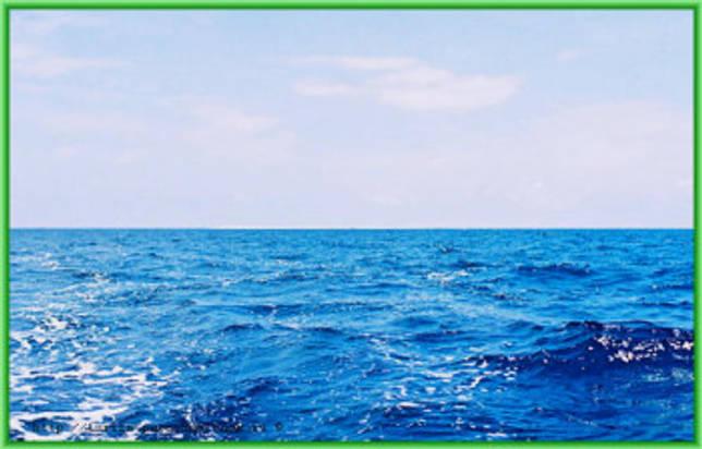 Голубой Индийский Океан