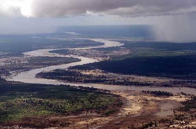 Реки, впадающие в Индийский океан - названия, фото и описание 10